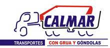 logotipo transportes especiales Calmar
